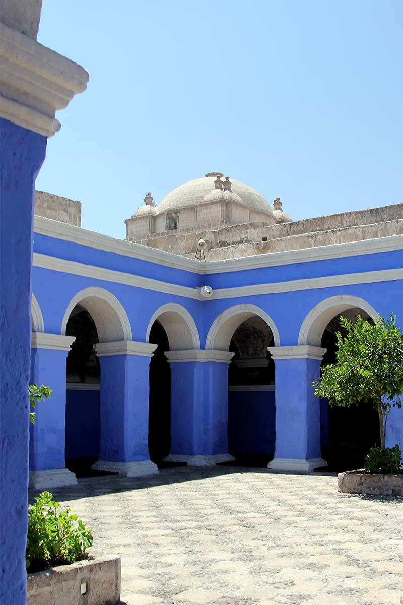 Santa Catalina Monastery, Arequipa 1