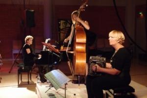 """""""Candombe Nocturno"""" Trio Tangata"""