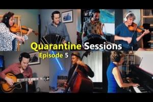 Quarantine Sessions ep. 5: El Entrerriano