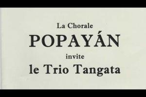 Musique populaire d'Argentine - Popayán invite le Trio Tangata