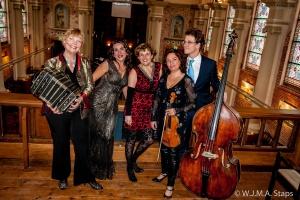 Trio Tangata & Jeanine Geerts
