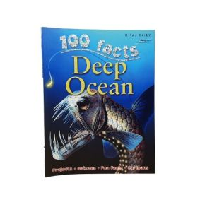 100 facts deep ocean book margrola gifts