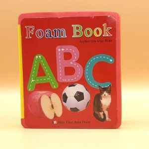 Foam books for toddlers