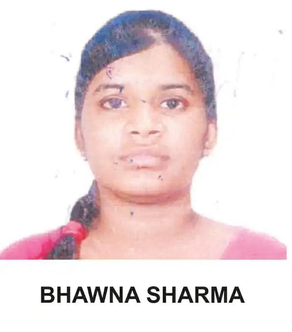 Bhawana sharma iit jee topper