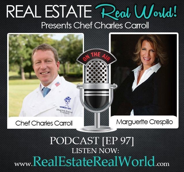 EP 97 – Chef Charles Carroll | Improve Everything You Touch