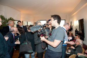 matt filming party