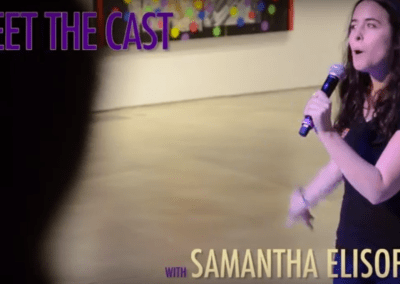 DreamStreet – Meet the Cast: Samantha Elisofon