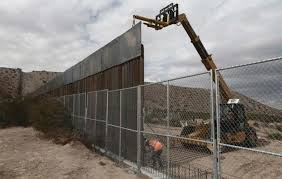 building mexican wall