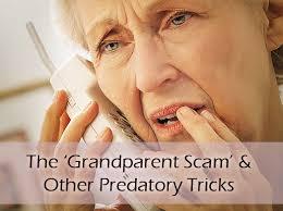 grandparents scam