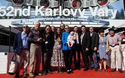 Love and Autism Win at Karlovy Vary in the Czech Republic