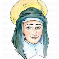 Ste Louise de Marillac