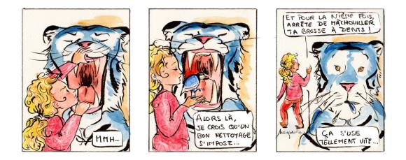 Malt et Dorge - #7 - Piaf à dents