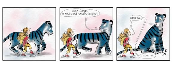 Malt et Dorge #26 - Blocage