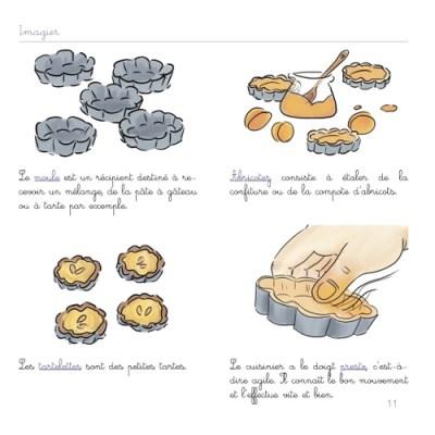 Les Tartelettes Amandines, mon cahier histoire avec Cyrano de Bergerac d'Edmond Rostand - Cours Troubadour - page 11