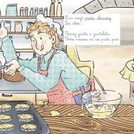 Les Tartelettes Amandines, mon cahier histoire avec Cyrano de Bergerac d'Edmond Rostand - Cours Troubadour - page 7