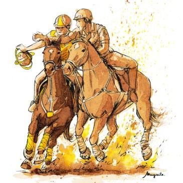 Horse-ball : place au sport !