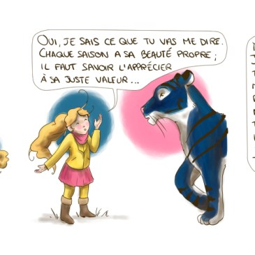 Malt et Dorge #Zélie – Saisons