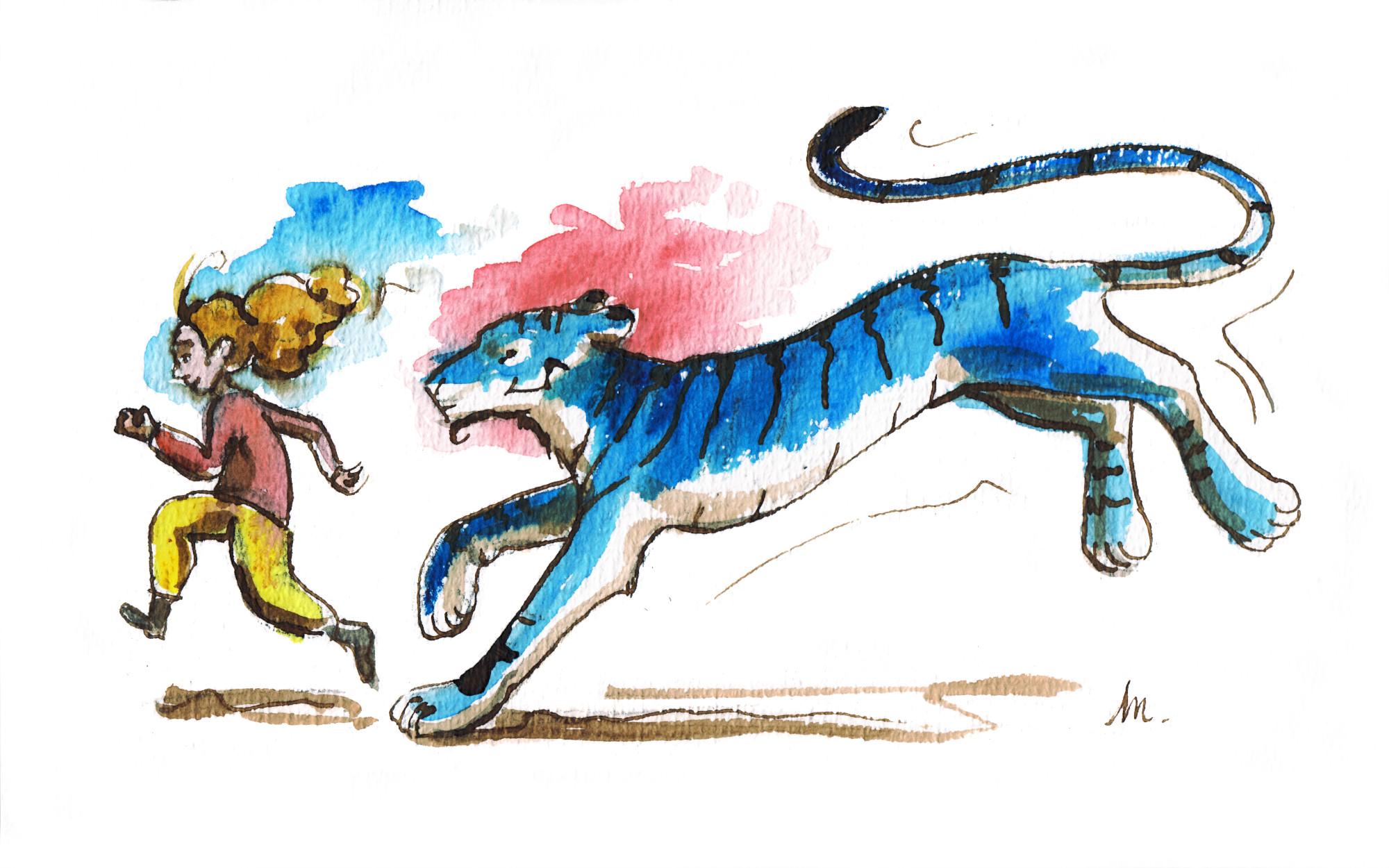 Malt et Dorge - illustration