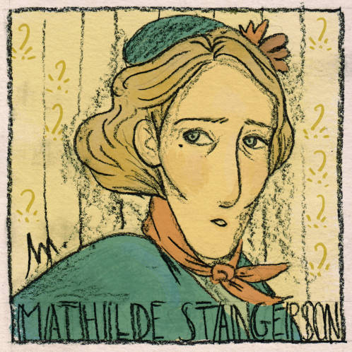 Mathilde Stangerson