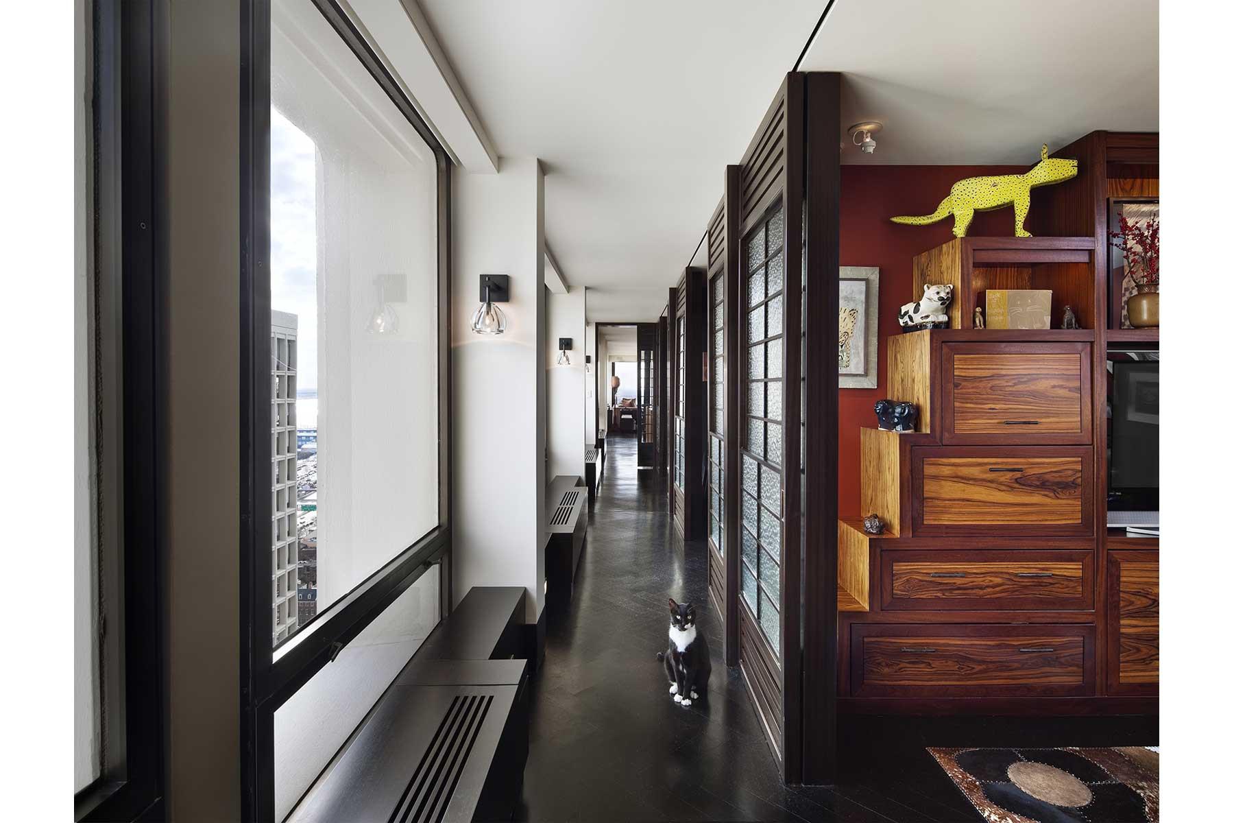 Modern High Rise  Marguerite Rodgers Interior Design