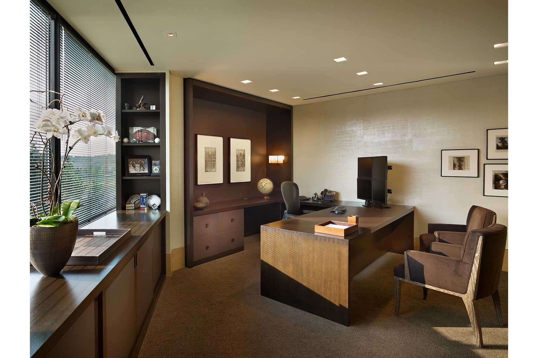 Corporate Headquarters Marguerite Rodgers Interior Design