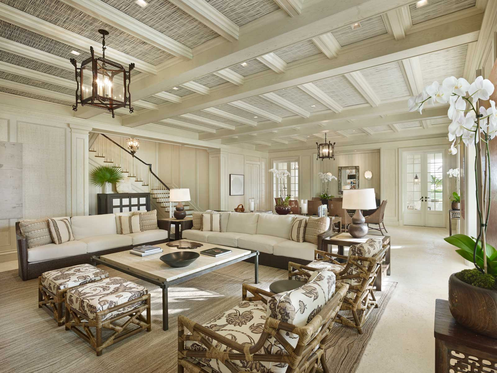 Beach House  Marguerite Rodgers Interior Design
