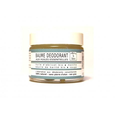 deodorant clemence et vivien l'herbacé