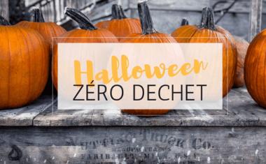 Un Halloween zéro déchet