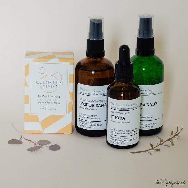Routine peau normale à mixte : des soins bio pour réguler production de sebum