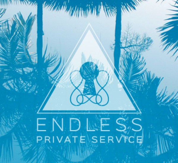 Logo et webdesign pour Endless Private Service