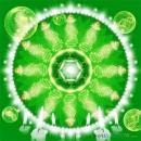 мандала, mandala, космос, универсальная мандала, энергия, портал, Вселенная, гармония, исцеление, healing, ДНК, DNA