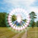 мандала, mandala, космос, универсальная мандала, энергия, портал, Вселенная, гармония, новое рождение, природа