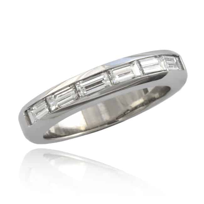 Platinum Diamond Band Image
