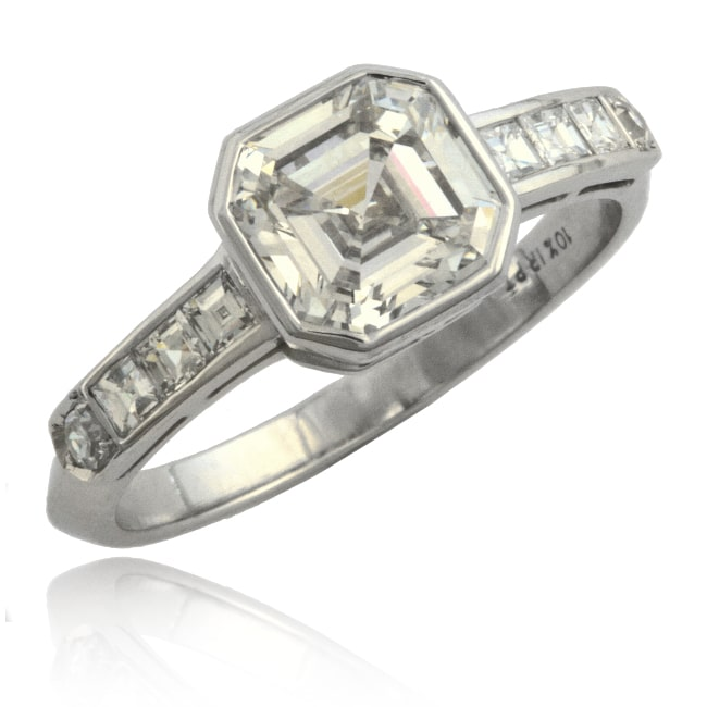 Diamond Engagement Ring Image