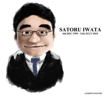 SATORU IWATA by AA366PLUS