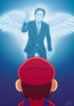 Good Bye Mr. Iwata by CaioGomides