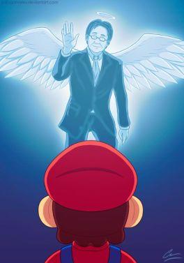 Good Bye Mr. Iwata by CaioGomides