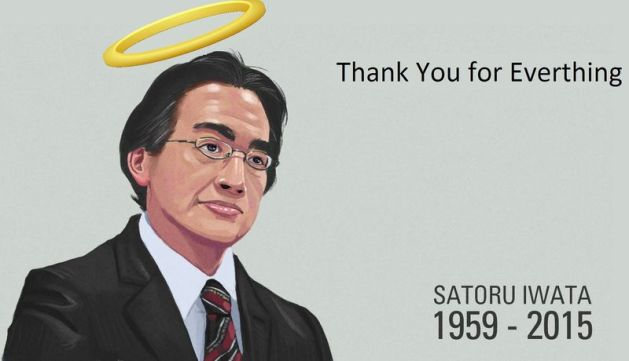 Satour Iwata Thank You for everything by T-boneYo