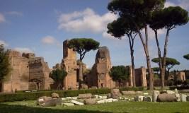 حمامات كركلّا في روما ٠٣
