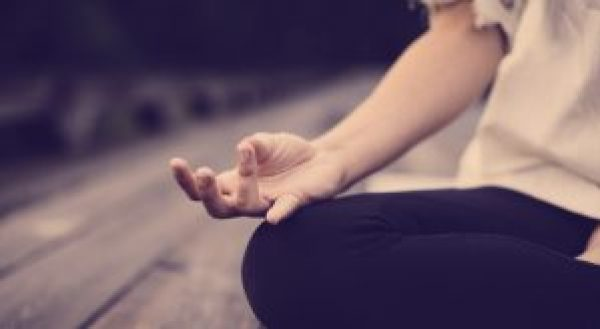Engage in physical meditation for effective stress management