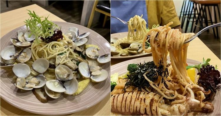花雨森林義式餐廳|平價義式料理推薦 不收服務費 離近國美館 台中西區美食(附菜單)