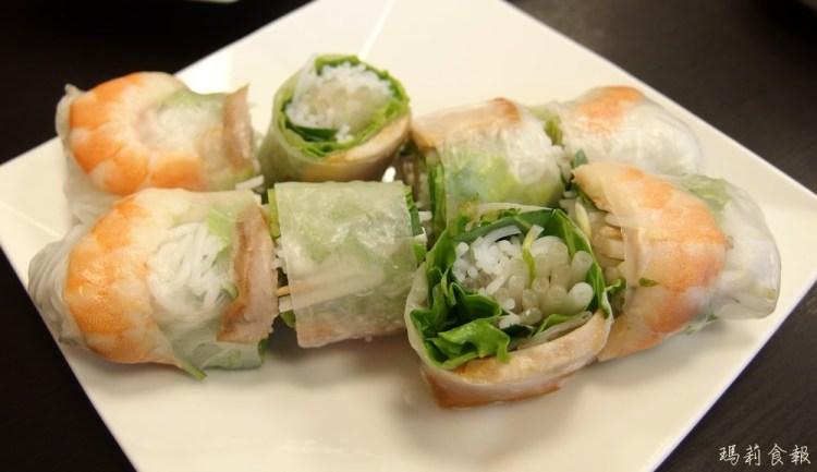 台中北屯|肯特越式料理 崇德路美食 平價 道地的好滋味
