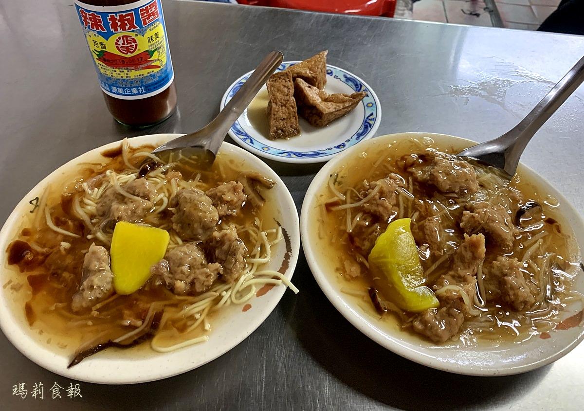 台中東區|傳台中正老牌香菇肉羹 後火車站與舊第一市場的老味道(菜單,價錢)