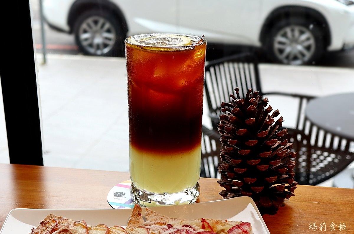 台中南屯美食,Bistro88 Light,從早午餐到宵夜全時段供餐,檸檬咖啡苦酸的滋味