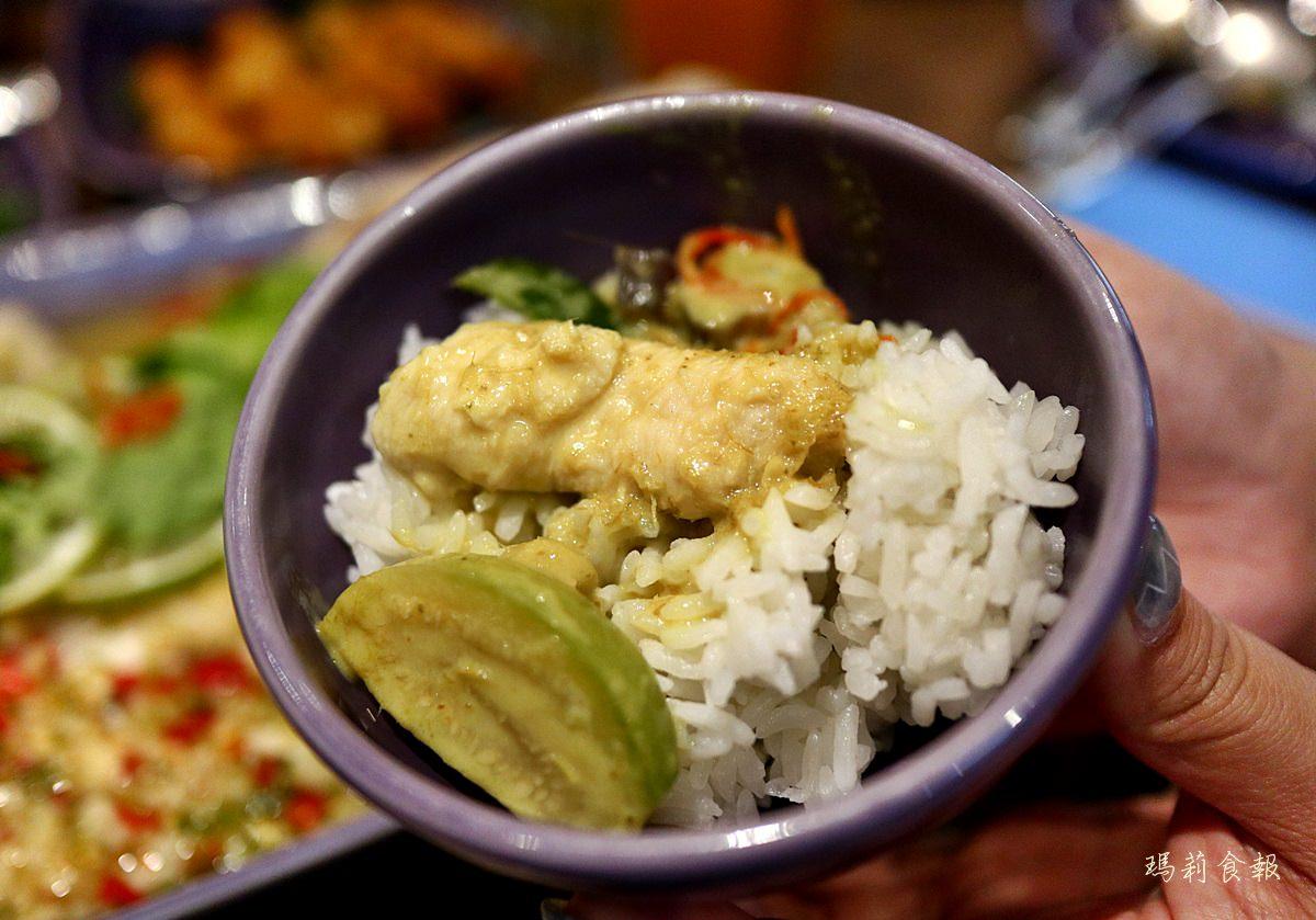 台中北區美食,NARA Thai Cuisine 台中中友店,道地泰國料理,NARA Thai Cuisine,泰國料理餐廳