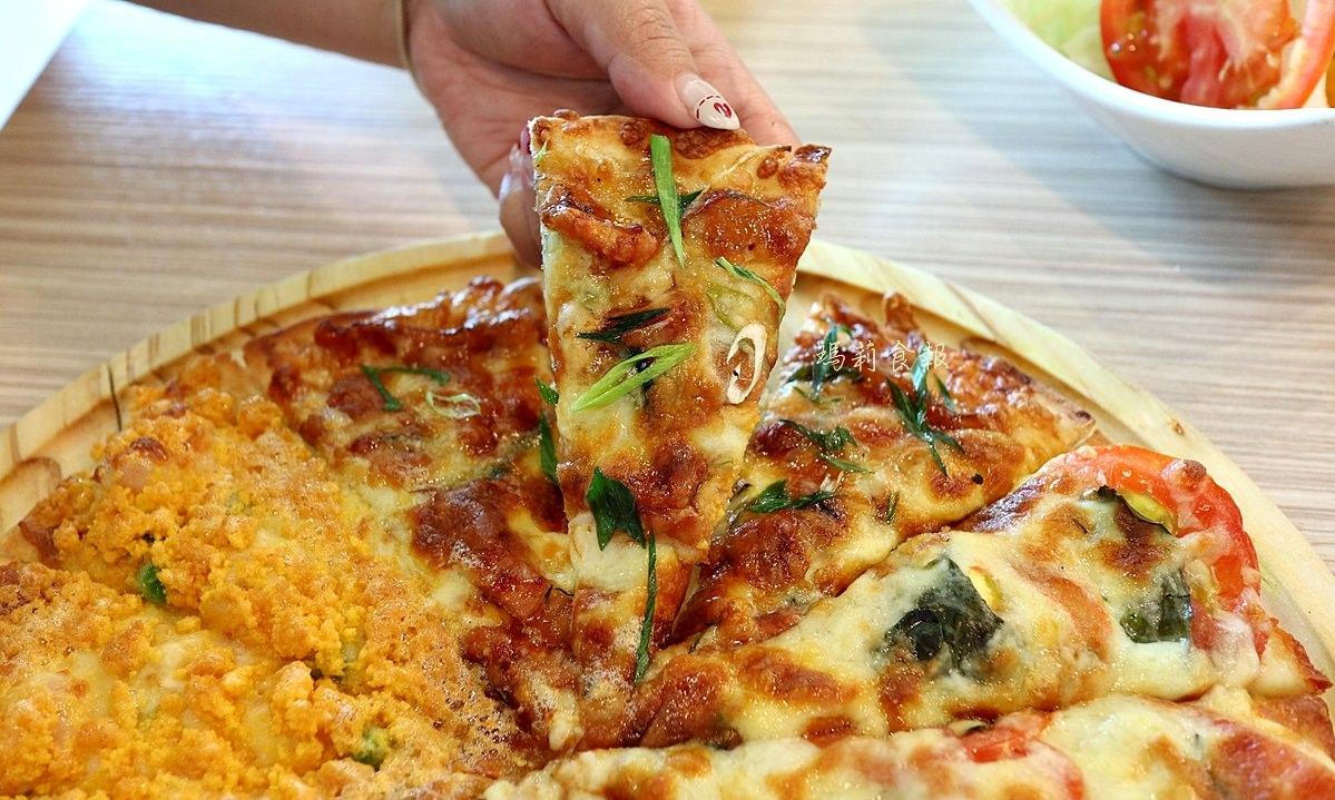 台中東區美食,喬e歐爸爸手工披薩吃到飽,喬e歐爸爸,台中吃到飽,台中披薩吃到飽,台中壽星五折,壽星優惠