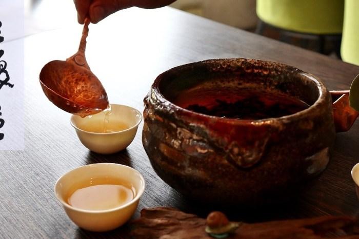 龜鶴塘 大甲隱藏版美食 茶食空間 販售悠雅慢活氛圍 台中大甲鎮瀾宮附近