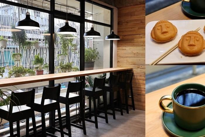 台灣惠蓀咖啡|平價的手沖咖啡 義式咖啡 可愛的大佛雞蛋糕必吃 鄰近審計新村 不限時咖啡店 台中西區美食