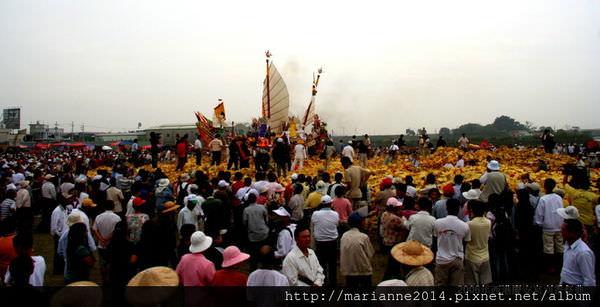 2006年西港慶安宮刈香祭典 (21).JPG