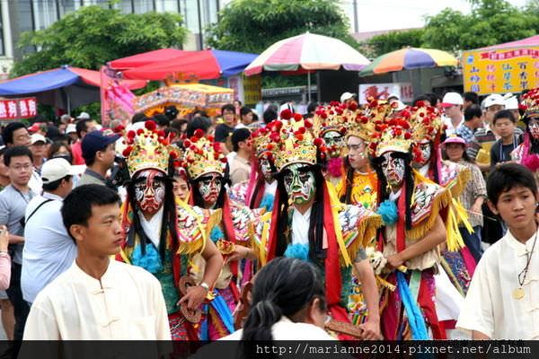 2006年西港慶安宮刈香祭典 (13).JPG